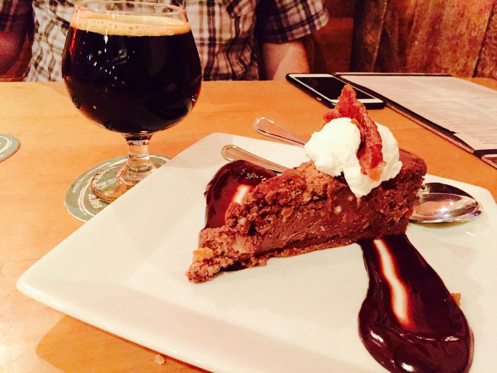 Palo Santo Marron Bacon Chocolate Cheesecake...you need this!