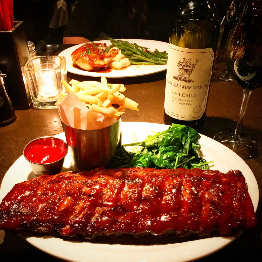 Fire & Oak BBQ Ribs..the best ribs I have ever tasted!